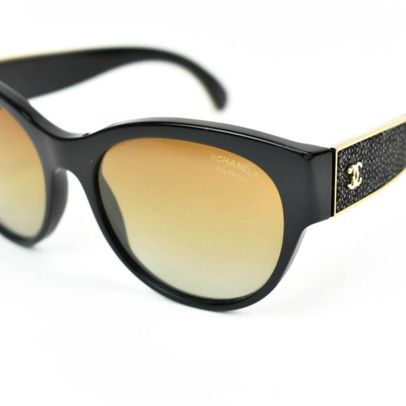 e8f2b0a5324 CHANEL Accessories - Chanel Black Gold